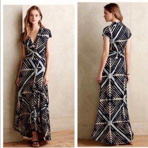 Anthropologie Desert Star Maxi Dress NWOT